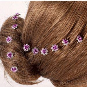 Accessories - Set of 10 hairpins